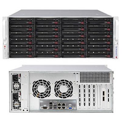 Supermicro SSG-6049P-E1CR24L server barebones