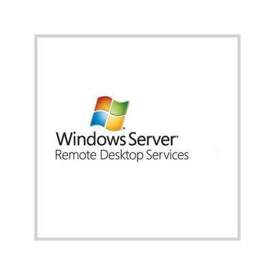 Microsoft remote access software: Windows Server 2012 Remote Desktop Services, 1UCAL, ENG