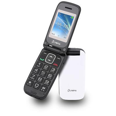 Olympia Classic Mini II Mobiele telefoon - Wit