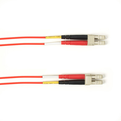 Black Box FOCMR10-002M-LCLC-RD fiber optic kabel
