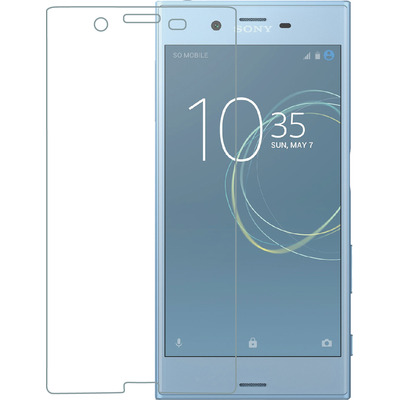 Azuri Tempered Glass flatt RINOX ARMOR - transparent - Sony Xperia XZs Screen protector - Transparant