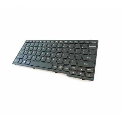 Lenovo notebook reserve-onderdeel: Keyboard for IdeaPad S210 - Zwart