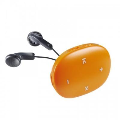 Intenso MP3 speler: 8GB Music Dancer - Oranje