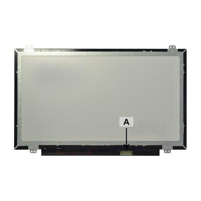 2-Power 2P-4T17W Notebook reserve-onderdelen