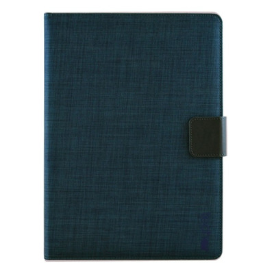 "Tech air Universal Tablet 10.1"", Textured Polyester, Blue Tablet case"
