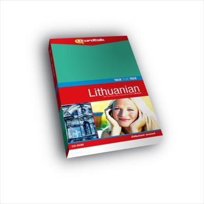 Eurotalk educatieve software: Talk The Talk, Leer Litouws (Beginners)