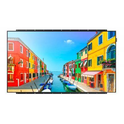 "Samsung public display: FHD Large Format Display 55"" OM55D-K - Zwart, Grijs"