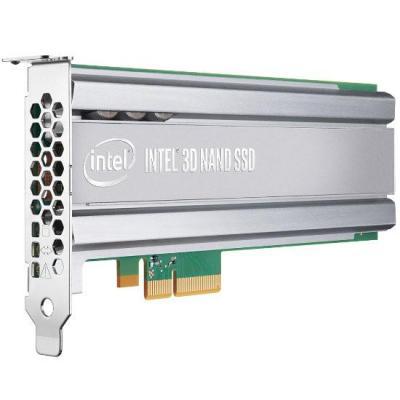 Intel SSD: DC P4600 - Zilver