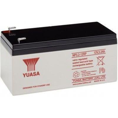 CoreParts MBXLDAD-BA011 UPS batterij - Zwart,Zilver