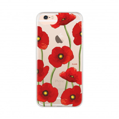 FLAVR iPlate Poppy Mobile phone case - Multi kleuren