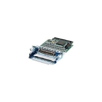 Cisco interfaceadapter: 8-Port Async/Sync Serial HWIC, EIA-232