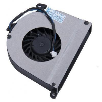 Samsung notebook reserve-onderdeel: CPU Fan - Zwart, Metallic
