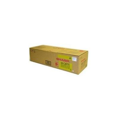 Sharp Yellow for AR-C170, AR-C260M Toner - Geel