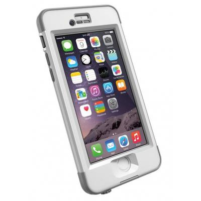 Otterbox mobile phone case: LifeProof NUUD - Wit