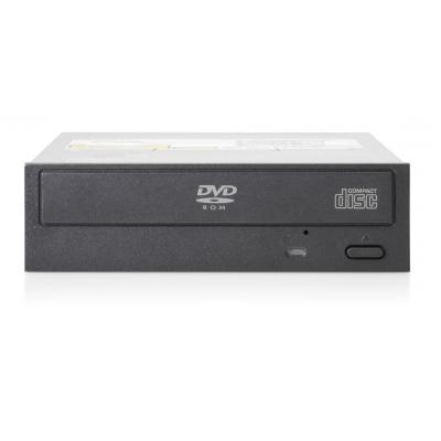 HP 16X SATA DVD-ROM optical disc drive Refurbished Brander - Zwart - Refurbished ZG