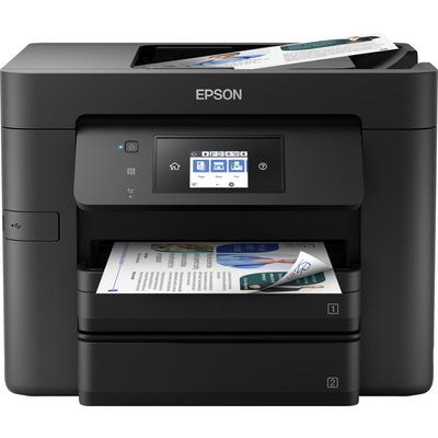 Epson WorkForce Pro WF-4730DTWF Multifunctional - Zwart, Cyaan, Magenta, Geel