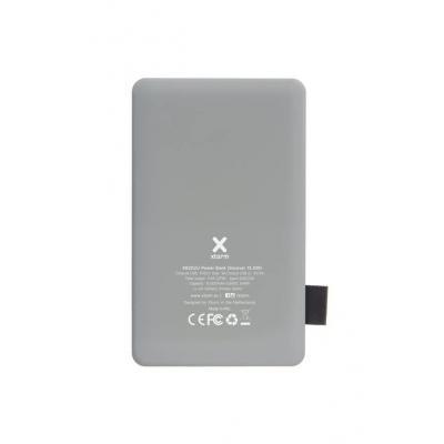 Xtorm powerbank: DISCOVER 15000 - Zilver