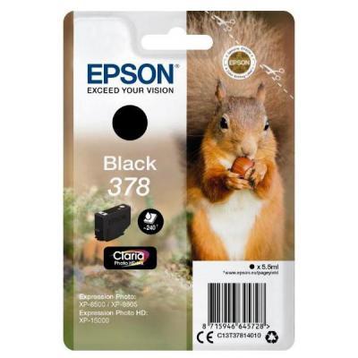 Epson C13T37814010 inktcartridge