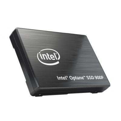 Intel SSD: SSD 900P, 280GB - Zwart