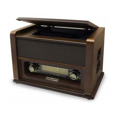 Soundmaster CD-radio: Nostalgic - Hout