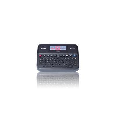 Brother PT-D600VP - QWERTY Labelprinter - Zwart