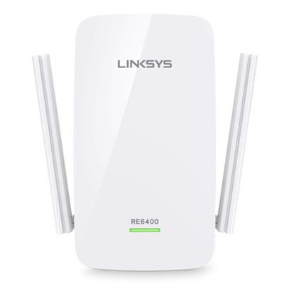 Linksys AC1200 Access point - Wit