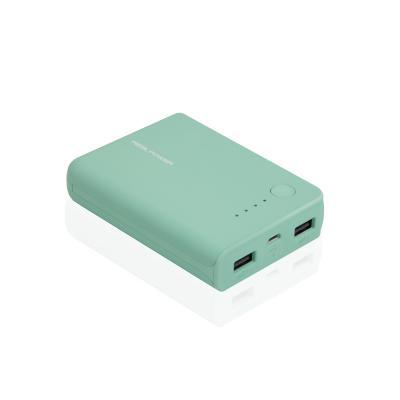 Realtron batterij: RealPower PB-10k (Opaal Blauw)