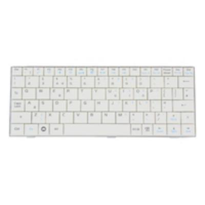 Asus laptop accessoire: Keyboard (ENGLISH) White - Wit