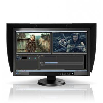 "EIZO ColorEdge 27"" Monitor - Zwart"