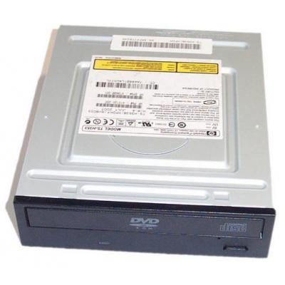 Hp brander: DVD-ROM, SATA - Zwart, Grijs