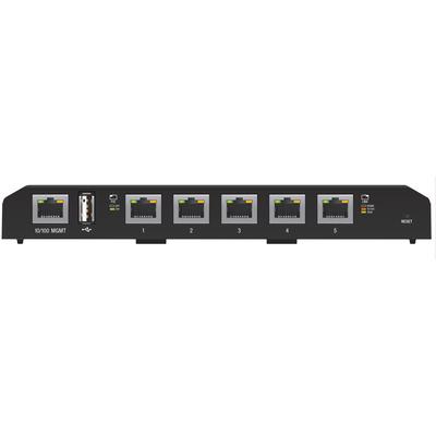 Ubiquiti Networks EdgeSwitch 5 XP Switch - Zwart