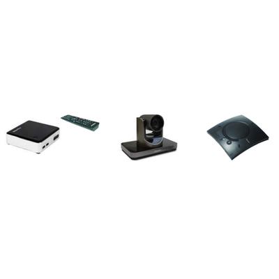 ClearOne COLLABORATE Pro 300 Videoconferentie systeem - Zwart