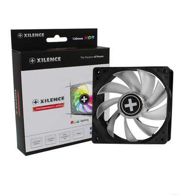Xilence XPF120RGB Hardware koeling - Zwart