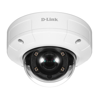 D-Link DCS-4605EV Beveiligingscamera - Wit