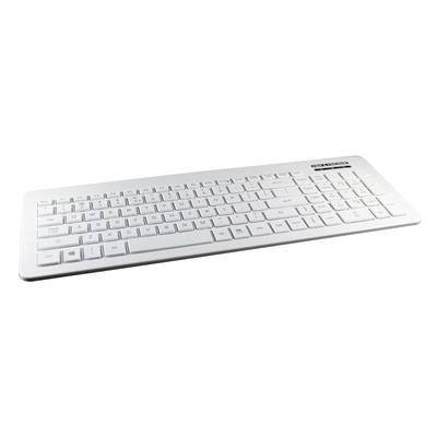 Man & Machine Very Cool, Keyboard, White duitse layout Toetsenborden