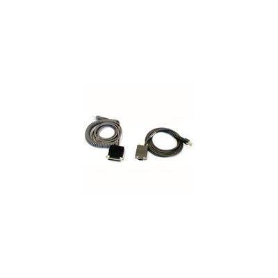 Datalogic 8-0742-05, 9-pin D squeeze, 20' Kabel adapter