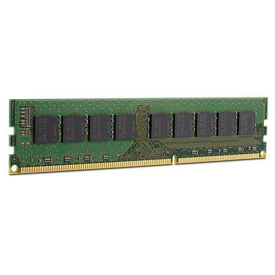 Hp RAM-geheugen: 8GB, 1600MHz, PC3-12800E 512Mx8, CL=11, DDR3-1600 Dual In-Line Memory Module (DIMM)