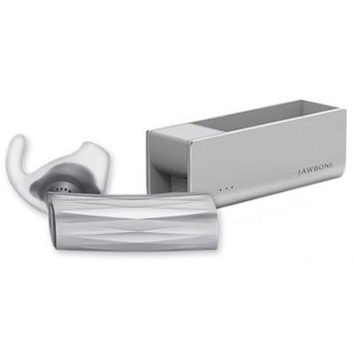 Jawbone headset: Era met charge case - Zilver