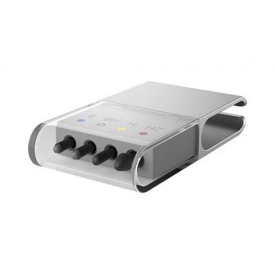 Microsoft toetsenbord accessoire: Surface Pen Tip Kit - Zwart, Zilver