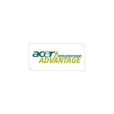 Acer garantie: AcerAdvantage Aspire One Warranty Extension 3 Year Carry In