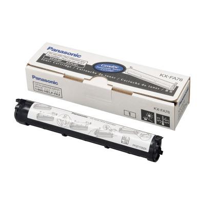 Panasonic KX-FA76X Toner - Zwart