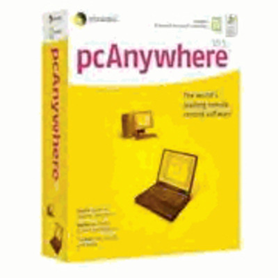 Unify software: PCAnywhere V10.5