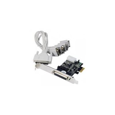 Longshine PCIe, 4 x UART serial ports Interfaceadapter
