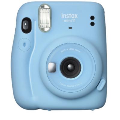 Fujifilm Instax Mini 11 Direct klaar camera - Blauw