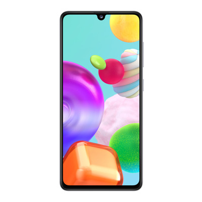 "Samsung Galaxy A41 6,1"" Smartphone - Wit 64GB"