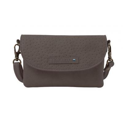 Golla vrouwen-handtas: Air Clutch - Bruin