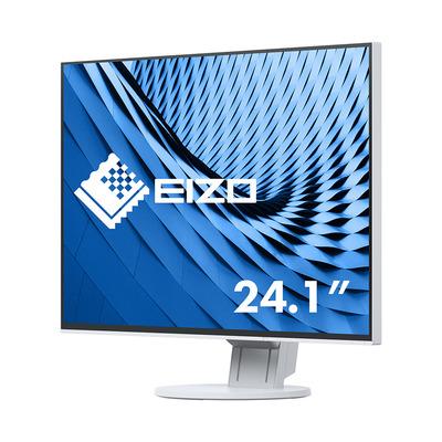 EIZO FlexScan 24.1'' LCD IPS Monitor - Wit