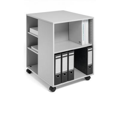 Durable TROLLEY MULTIFUNCTIONEEL 74/59 OPEN GRIJS Multimedia kar & stand