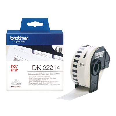 Brother DK-22214 labelprinter tape