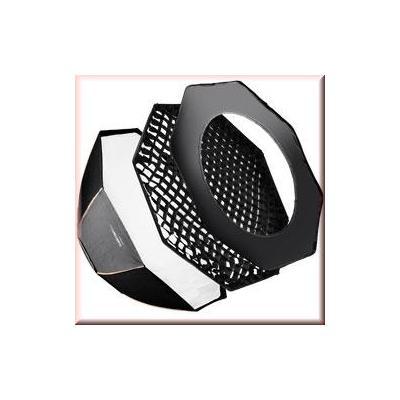Walimex pro Octagon SB PLUS OL Ø213 Hensel Softbox - Zwart